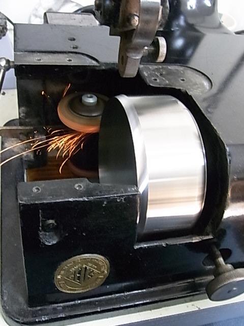 セイコー革漉き機